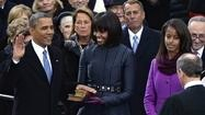A Skinny Guy with a Funny Name - Inauguration 2013